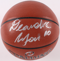 Deandre Ayton Signed NBA Logo Basketball (JSA Hologram) at PristineAuction.com