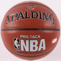 Deandre Ayton Signed NBA Logo Basketball (JSA Hologram) at PristineAuction.com
