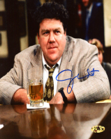 "George Wendt Signed ""Cheers"" 8x10 Photo (MAB Hologram) at PristineAuction.com"