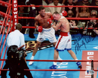 "Micky Ward Signed 8x10 Photo Inscribed ""Irish"" (Beckett COA) at PristineAuction.com"
