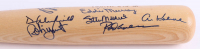 LE 300 Club Louisville Slugger Baseball Bat Signed by (13) With Paul Molitor, Willie Mays, Rickey Henderson, Pete Rose (Beckett LOA) at PristineAuction.com