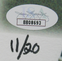 Derek Jeter Signed Yankees 22x29 LE Photo (JSA LOA) at PristineAuction.com