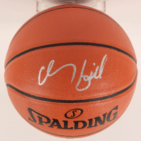 Chauncey Billups Signed NBA Game Ball Series Basketball (JSA COA) at PristineAuction.com