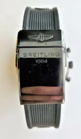 Limited Edition Breitling Chrono-Matic 49 Men's Watch /2000 with Box at PristineAuction.com