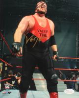 Big Van Vader Signed WWE 8x10 Photo (JSA COA) at PristineAuction.com