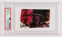"Arnold Palmer Signed 3x5 Cut Insribed ""Best Wishes"" (PSA Encapsulated) at PristineAuction.com"