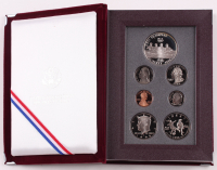 1996 United States Mint Prestige Set with (7) Coins at PristineAuction.com