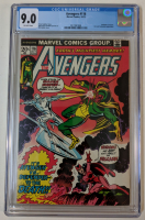 "1973 ""The Avengers"" Issue #116 Marvel Comic Book (CGC 9.0) at PristineAuction.com"