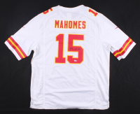 Patrick Mahomes Signed Chiefs Jersey (Fanatics Hologram) at PristineAuction.com