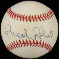 Brooks Robinson Signed OAL Baseball (JSA COA) at PristineAuction.com