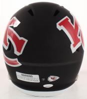 Patrick Mahomes Signed Chiefs Full-Size AMP Alternate Speed Helmet (JSA COA) at PristineAuction.com