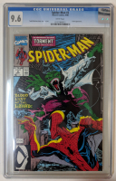 "1990 ""Spider-Man"" Issue #2 Marvel Comic Book (CGC 9.6) at PristineAuction.com"
