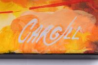 "Stan Lee Signed ""Iron Man"" 18x24 Original Painting On Canvas (JSA COA & Cargill COA) at PristineAuction.com"