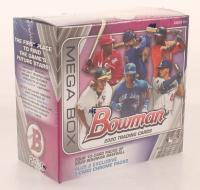 2020 Bowman Baseball Card Mega Box with (50) Cards Each at PristineAuction.com