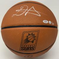 Deandre Ayton Signed LE Suns Logo Basketball (Steiner Hologram) at PristineAuction.com