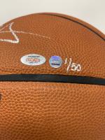 Deandre Ayton Signed LE Suns Logo Basketball (Steiner Hologram & Game Day Legends Hologram) at PristineAuction.com