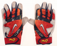 Pair of (2) Dexter Fowler Signed Game-Used Batting Gloves (LOJO Hologram) at PristineAuction.com