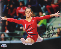Aly Raisman Signed 8x10 Photo (Beckett COA) at PristineAuction.com