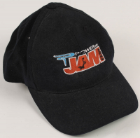 LeBron James & Darius Miles Signed 2003 McDonalds All-Star Jam Dunking Competition Snapback Hat (JSA LOA) at PristineAuction.com