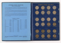 Set of (71) 1938-64 Jefferson Nickels With Booklet at PristineAuction.com