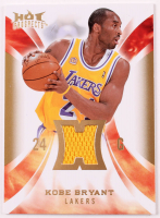 Kobe Bryant 2008-09 Hot Prospects Hot Materials #HMKB at PristineAuction.com