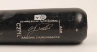 A. J. Pollock Signed Game-Used Louisville Slugger Powerized Baseball Bat (JSA COA & MLB Hologram) at PristineAuction.com