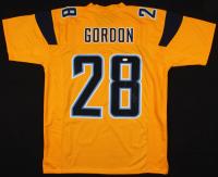 Melvin Gordon Signed Jersey (JSA COA) at PristineAuction.com