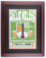 Willie Nelson Signed 21x27 Custom Framed Photo (JSA COA) at PristineAuction.com
