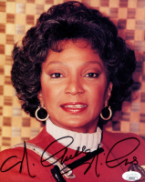 Nichelle Nichols Signed 7.5x9.5 Photo (JSA COA) at PristineAuction.com