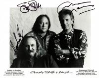 """Crosby, Stills & Nash"" 8x10 Photo Signed by David Crosby, Stephen Stills & Graham Nash (JSA ALOA) at PristineAuction.com"