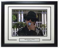 "Michael J. Fox Signed ""Back to the Future"" 16x20 Custom Framed Photo (PSA COA) at PristineAuction.com"