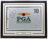 Jason Day Signed 2016 PGA Championship 21x27 Custom Framed Pin Flag Display (JSA COA) at PristineAuction.com