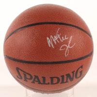 Magic Johnson Signed NBA Basketball (SGC Hologram) at PristineAuction.com