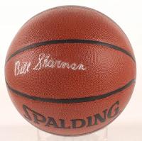 Bill Sharman Signed NBA Basketball (SGC Hologram) at PristineAuction.com
