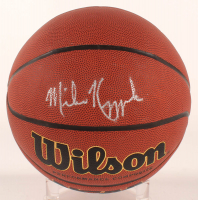 Mike Krzyzewski Signed NCAA Basketball (SGC COA) at PristineAuction.com
