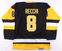 "Mark Recchi Signed Penguins Jersey Inscribed ""1991 SC Champs"" (Beckett COA) at PristineAuction.com"