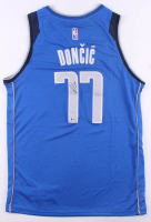 Luka Doncic Signed Mavericks Jersey (Beckett COA) at PristineAuction.com