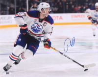 Connor McDavid Signed Oilers 11x14 Photo (SGC Hologram) at PristineAuction.com