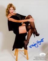 Missy Hyatt Signed 8x10 Photo (JSA COA) at PristineAuction.com