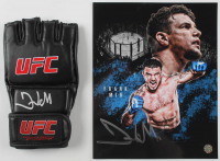 Lot of (2) Frank Mir Signed Items with (1) 8x10 Photos & (1) UFC Glove (AWM Hologram) at PristineAuction.com