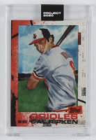 Cal Ripken 2020 Topps Project 2020 #20 Jacob Rochester (Project 2020 Encapsulated) at PristineAuction.com