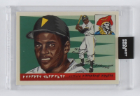 Roberto Clemente 2020 Topps Project 2020 #19 Naturell (Project 2020 Encapsulated) at PristineAuction.com