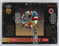 The Valiant ERA Trading Cards Box (1993 Upper Deck) (Reed Buy) With (36) Pack at PristineAuction.com