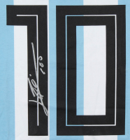 "Lionel Messi Signed Team Argentina Jersey Inscribed ""Leo"" (JSA ALOA) at PristineAuction.com"