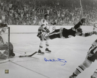 Bobby Orr Signed Bruins 16x20 Photo (Orr COA) at PristineAuction.com