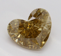 .92ct Natural Yellow-Brown Loose Diamond (GIA Certified) at PristineAuction.com