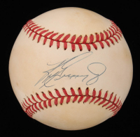 Ken Griffey Jr. Signed OAL Baseball (JSA COA) at PristineAuction.com