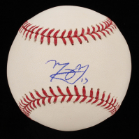 Manny Machado Signed OML Baseball (PSA COA) at PristineAuction.com