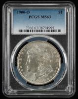 1900-O $1 Morgan Silver Dollar (PCGS MS63) at PristineAuction.com