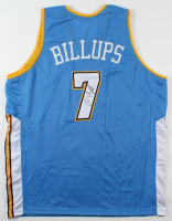 Chauncey Billups Signed Jersey (JSA COA) at PristineAuction.com